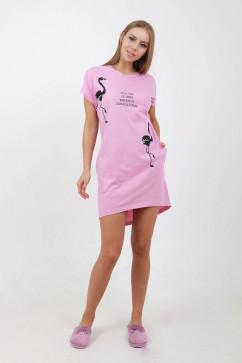 Платье Oldisen Фламинго платье