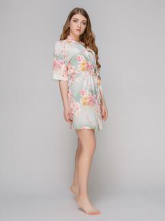 Домашний халат с цветочным принтом Serenade 44