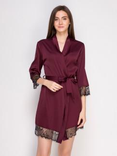 Домашний халат с поясом Serenade 211