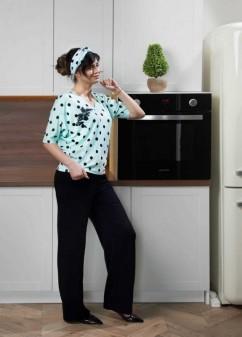 Домашний женский комплект Effetto 0395