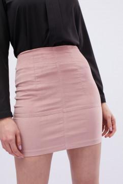 Короткая демисезонная юбка Carica UB-3236