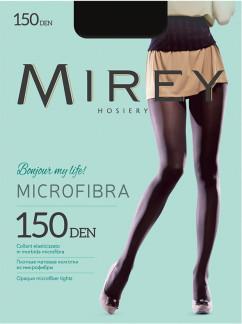 Эластичные матовые колготки Mirey Microfibra 150 den