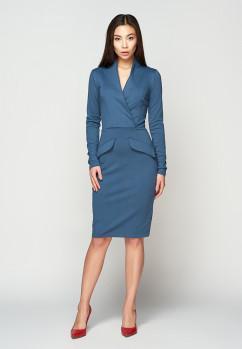 Элегантное платье по фигуре A-Dress 707311