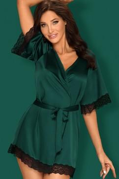 Халат Obsessive Sensuelia robe