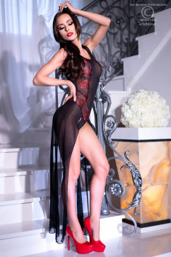 Эротическое платье ChiliRose CR-4250