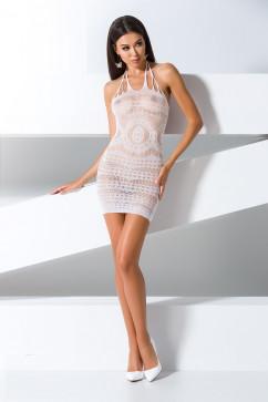 Эротическое платье на тонких бретелях Passion BS 063