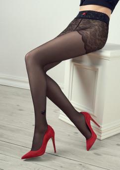 Фантазийные тонкие колготки Marilyn Gucci G31 20 den
