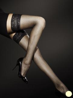 Сексуальные чулочки Fiore Liza - цвет экри