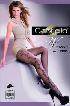 Фантазийные колготки Gabriella Venus 40 den