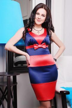 Яркое платье Irena Richi Гретта