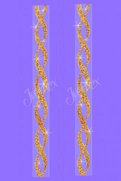 Декоративные бретельки для бюстгальтера Julimex RK-77