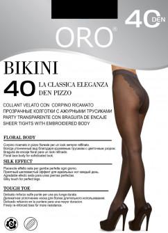 Капроновые колготки Oro Bikini 40 den