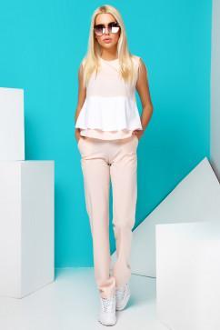 Классический женский костюм Jadone Fashion Джастин