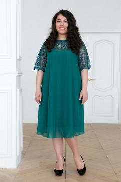 Платье Tatiana Камалия короткий рукав