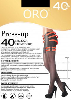 Колготки Oro Press up 40 den