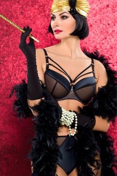 Комплект нижнего белья Ava Bad Romance AV 1803 и бразилианки AV 1803/b
