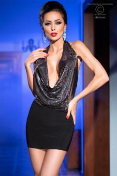 Эротическое платье ChiliRose CR-4227
