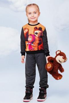 Костюм Fashion Up Маша и медведь KS-015