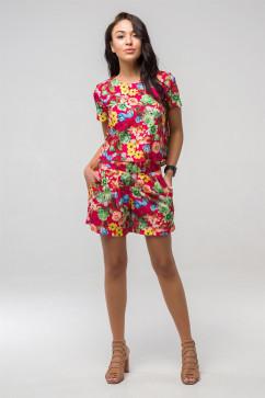 Костюм The First Land of Fashion Сафари цветы