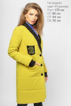 Куртка стёганная на манжетах LiPar 6257