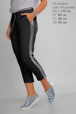 Летние брюки с лампасами 7/8 LiPar 919