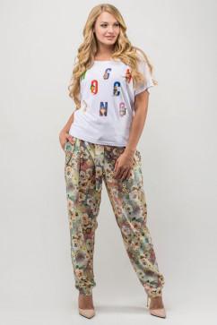 Летние женские брюки Olis-style Руби