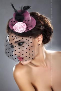 Шляпка Livia Corsetti Mini Top Hat Model 19