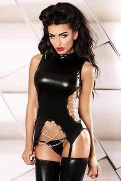 Наряд для женщины-доминанта Lolitta Intense body