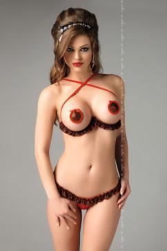 Экстравагантный эротический набор Me Seduce Rita set