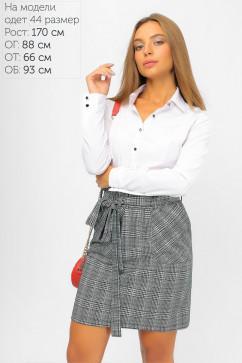 Мини-юбка c завышенной талией LiPar 26