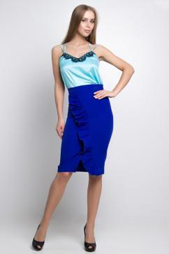 Модная миди юбка Tales Safika