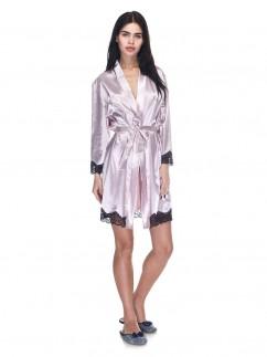Модный атласный халат Serenade 965