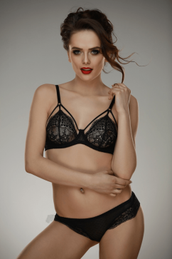Модный кружевной бюстгальтер L'amore Melina Bra