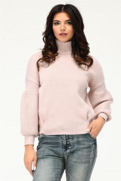 Модный женский свитер оригинального фасона Carica 31394