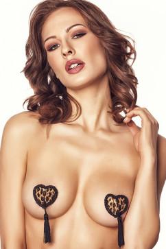 Наклейки с леопардовым узором Anais Ivy