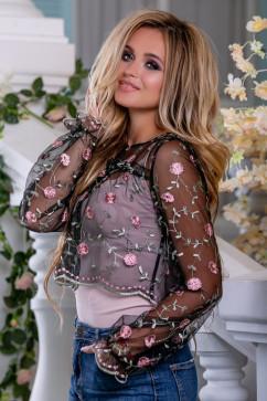 Нарядная блузка Seventeen 2678