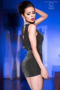 Эротическое платье ChiliRose CR-4238