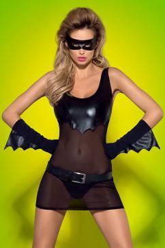 Кокетливый игровой костюм летучей мыши Obsessive Batty