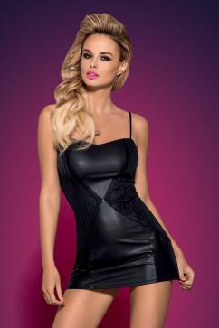 Короткое платье в стиле диско Obsessive Stingy dress