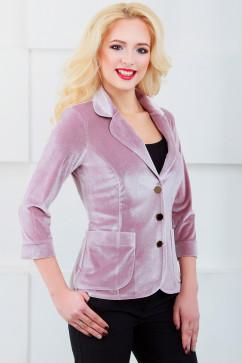 Пиджак нарядный с удлиненной спинкой LiPar 1024