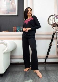Пижама женская с брюками Effetto 03137