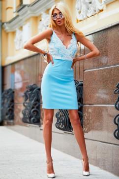Платье Ghazel Бьянка