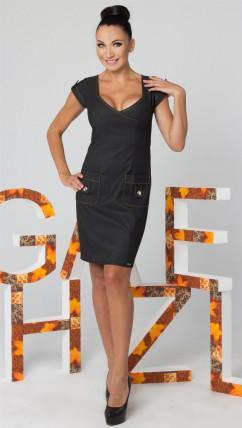 Платье Ghazel Шанель платье