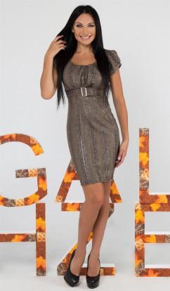 Платье Ghazel Твид