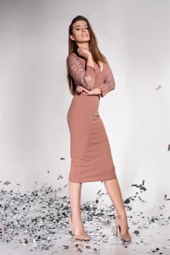Платье Jadone Fashion Лазури