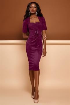 Платье Jadone Fashion Виолетта
