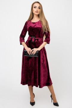 Платье Leo Pride Трисса велюр