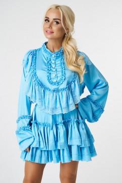 Платье LuxLook Княжко на кнопках