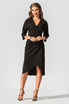 "Платье нарядное ""на запах"" TessDress Лорен"