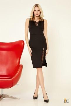 Платье облегающее с декором из кружева Domenica Р 2386
